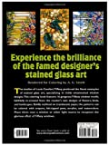 Tiffany Designs Stained Glass Coloring Book (Dover Design Stained Glass Coloring Book) 画像