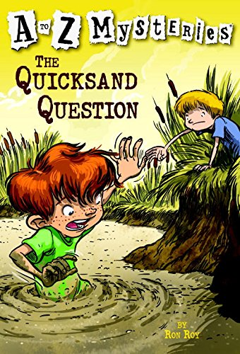 A to Z Mysteries: The Quicksand Questionの詳細を見る