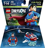 DC Superman Fun Pack - LEGO Dimensions by Warner Home Video - Games [並行輸入品]