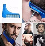 Generic Beard Bro Beard Shaping Tool Sex Man Gentleman Beard Trim Template Modelling Tools Home Garden