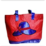 Red Hat Ladies Society Dream Tote Bag/Red and Purple Great Deals! Red Hat Lady Society/Bag/Red & Purple