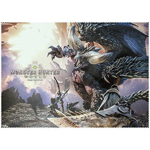 モンスターハンター:ワールド 【Amazon.co.jp限定】オリジナルマイクロファイバークロス 付 - PS4