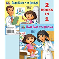 Dora Goes to the Doctor/Dora Goes to the Dentist (Dora the Explorer) (Pictureback(R))