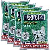 アイリスオーヤマ ウッディフレッシュ 猫砂 7L×4袋 WF-70