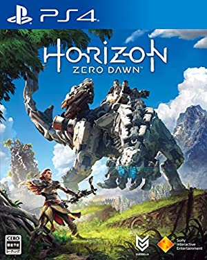 Horizon Zero Dawn 初回限定版 【Amazon.co.jp限定特典】アイテム未定 - PS4