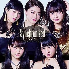 フェアリーズ「Synchronized 〜シンクロ〜」のCDジャケット