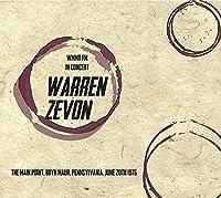 The Main Point, Bryn Mawr 1976 - WHMR-FM Broadcast by Warren Zevon