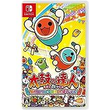 太鼓の達人 Nintendo Switchば~じょん!  【Amazon.co.jp限定】「おもちゃのシンフォニー」がダウンロードできるダウンロード番号 配信