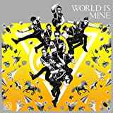 【Amazon.co.jp限定】WORLD IS MINE(Type-A)(DVD付)(ステッカー付)