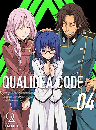 クオリディア・コード 4(初回特装版) [Blu-ray]の詳細を見る