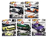 Hot Wheels 1:64 Car Culture Japan Historics 2 - Set Of 5 [並行輸入品]