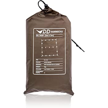DD Tarp 3x3 (Coyote brown)