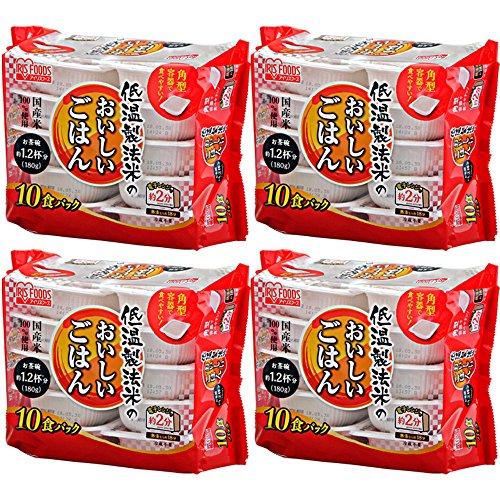 低温製法米のおいしいごはん 180g 40食パック...