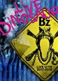 """【早期購入特典あり】 B'z LIVE-GYM 2017-2018 """"LIVE DINOSAUR"""" (BD) (初回出荷生産分のみ) オリジナル・ペットボトルカバー封入 (オリジナルクリアファイル A4サイズ付) [Blu-ray]"""