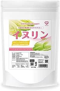 GronG(グロング) イヌリン 2kg パウダー サプリメント 含有率90%以上 グルテンフリー