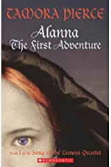 Song of the Lioness #1: Alanna the First Adventure Kindle Edition
