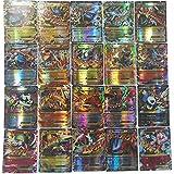Pokemon Cards EX GX MEGA Trainer Energy 100 Pcs (80EX+20MEGA)