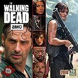 The Walking Dead AMC 2018 Calendar