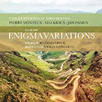 Enigma Variations/Violin
