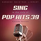 Tonight I Celebrate My Love for You (In the Style of Peabo Bryson & Roberta Flack) [Karaoke Version]