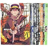 ゴールデンカムイ コミック 1-5巻セット (ヤングジャンプコミックス)