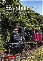 Eisenbahnen 2020. Wochenplaner: Wochenplaner, 53 Blatt mit Zitaten und Wochenchronik