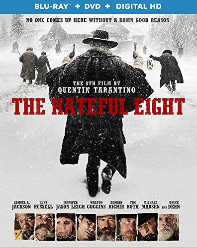 Hateful Eight [Blu-ray] [Import]の詳細を見る