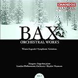 Symphonic Variations/Winter Legends
