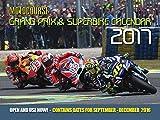 【 MOTO GP 】 モトGP&スーパーバイク MOTOCOURSE 2017年 カレンダー (壁掛け用)