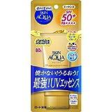 スキンアクア (skin aqua) スーパーモイスチャーエッセンスゴールド 日焼け止め 80g