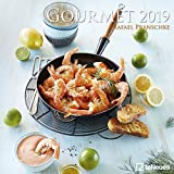 Gourmet 2019 Broschuerenkalender: Foodkalender