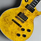 Gibson Custom Shop Les Paul Custom Burl Top Lemon S/N:CS800794 レスポールカスタム 現地買付け品 ギブソン カスタムショップ