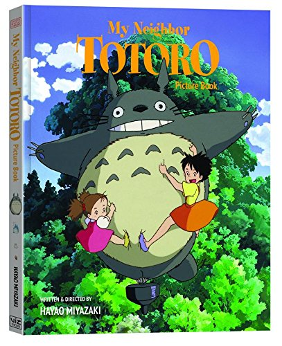 My Neighbor Totoro Picture Book (New Edition)
