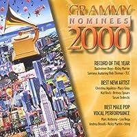 2000 Grammy Nominees: Pop