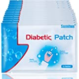 Sumifun Diabetes Patch, 78 Packs Diabetes Sticker Pads, Pure Natural Herbal Diabetes Patches