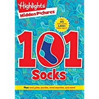 101 Socks (Highlights(TM) Hidden Pictures® 101 Activity Books)