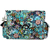 Kalencom Coated Buckle Bag, Dixie Daisies by Kalencom