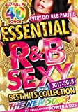 ESSENTIAL R&B SEXY 2017-2018 BEST HITS COLLECTION - POWER★DJS