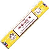 Satya 59619 Incense Sticks 15 g, Sandalwood
