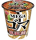 エースコック MEGAゴマ 担担麺 109g×12個
