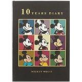 サンスター文具 ディズニー 日記帳 ミッキー 10年ダイアリー A5 カラー S2948460