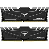 TEAMGROUP T-Force Dark Za (Alpha) 16GB Kit (2x8GB) DDR4 Dram 3600MHz (PC4-28800) CL18 Desktop Memory Module Ram for AMD Ryzen