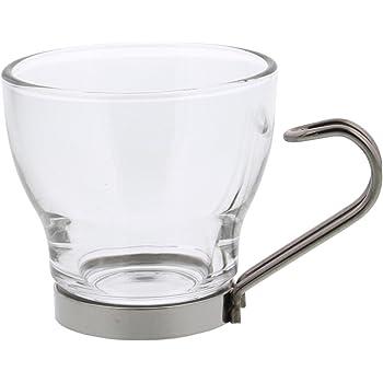 オスロ マグカップ ガラスカップ 容量100ml 約φ6.7×6.2cm