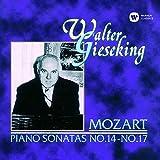 モーツァルト:ピアノソナタ第14番~第17番、他