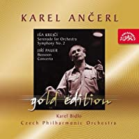 Ancerl Gold Edition 37: KREJCI Serenade; Symphony No. 2 / PAUER Bassoon Concerto by J. Pauer (2005-04-01)