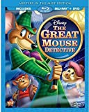Great Mouse Detective [Blu-ray]
