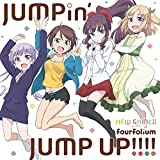 JUMPin' JUMP UP!!!!♪fourfoliumのCDジャケット