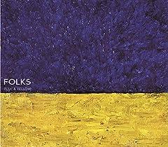 FOLKS「BLUE & YELLOW」のジャケット画像