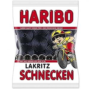 ハリボー 黒いグミ シュネッケン 100g