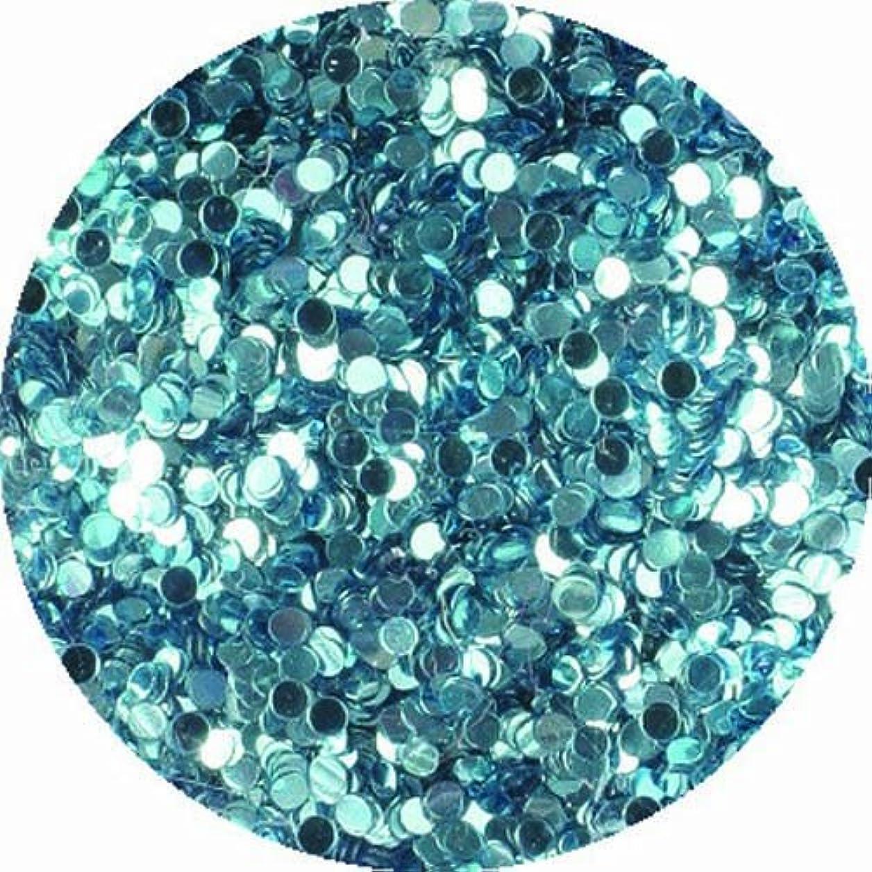 項目原始的な離婚ビューティーネイラー ネイル用パウダー 黒崎えり子 ジュエリーコレクション ライトブルー丸1mm